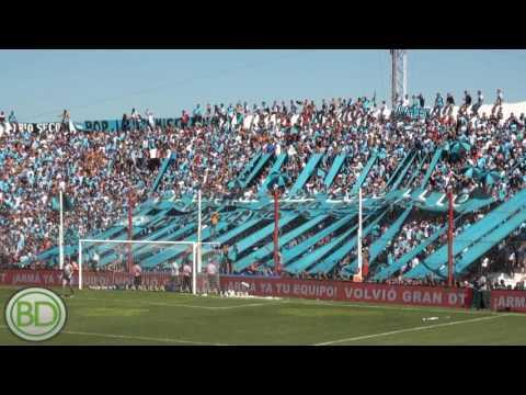 Compacto de la hinchada pirata - Belgrano 2  Racing 0 - Los Piratas Celestes de Alberdi - Belgrano