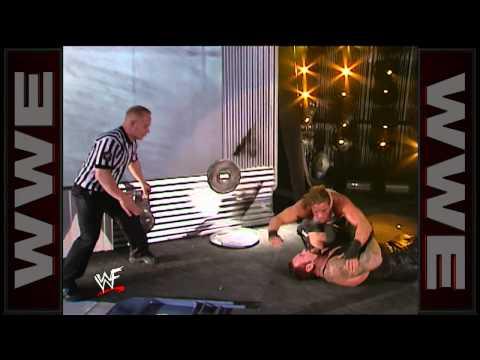 Rob Van Dam vs. The Undertaker: Hardcore Championship Match - Vengeance 2001