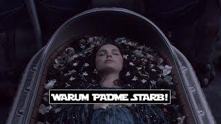 Video Die WAHRHEIT Warum PADME AMIDALA Wirklich starb! | Star Wars Theorie MP3, 3GP, MP4, WEBM, AVI, FLV Oktober 2017