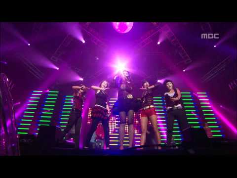 Wonder Girls – Tell Me, 원더걸스 – 텔미, Music Core 20071006