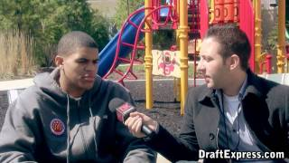 Tobias Harris & Jared Sullinger Interview & Practice Highlights - 2010 McDonald's All American Game