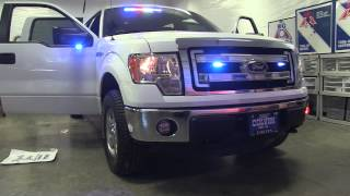 Ford F-150 Fire Chief Vehicle Installation