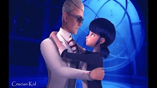 Gabriel x Marinette [Miraculous Ladybug Gabrinette AMV] - This Light Between Us