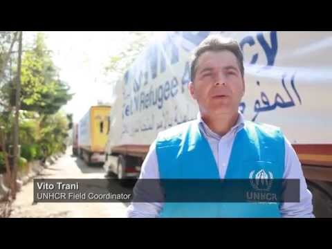 Turkey: Cross-Border Aid Convoy