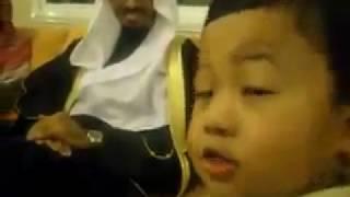 Ulama Mekkah Tidak Penyangka Anak Umur 3 Tahun ASAL INDONESIA!! Hafal Alquran Dengan Fasih