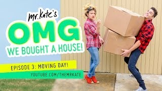 Download Youtube: Moving Day! | OMG We Bought A House!
