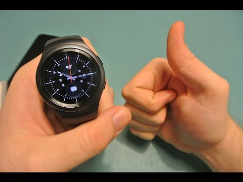Samsung Gear S2 Review!