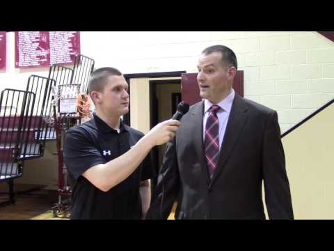 Dickinson Basketball Recap - The Elm Sports Network