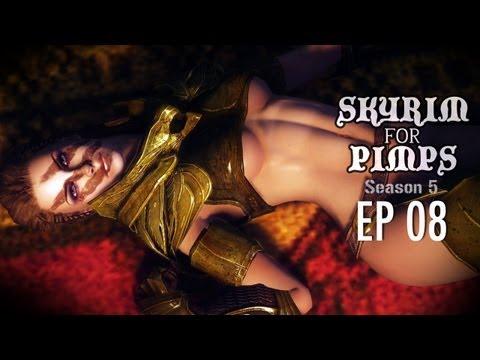 Skyrim For Pimps - Sex With Aela (S5E08) - Companions Walkthrough