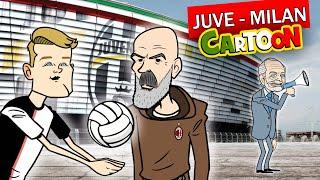 AUTOGOL CARTOON - Juve Milan e Caos Napoli