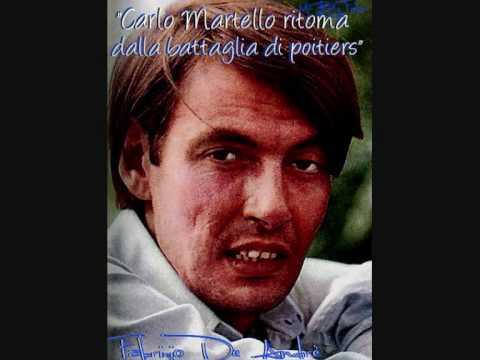 """, title : 'Fabrizio De André - """"Carlo Martello ritorna dalla battaglia di poitiers""""'"""