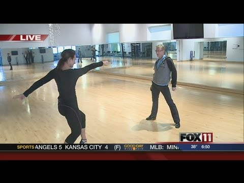 wluk - Looking for a fun way to workout? Have you ever thought of ballroom dancing?