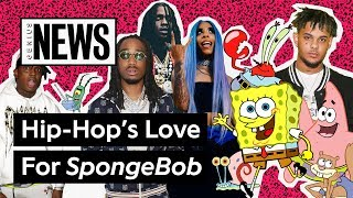 Hip-Hop's Love For 'SpongeBob Squarepants' | Genius News