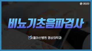 비뇨기초음파검사  미리보기