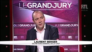 "Video Loi travail : Laurent Berger veut un report de la ratification à ""début octobre"" MP3, 3GP, MP4, WEBM, AVI, FLV Mei 2017"