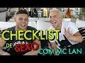 Checklist de Sexo com Mc Lan | #HottelMazzafera