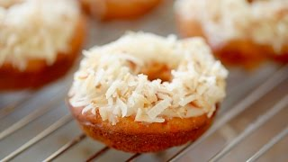 Carrot Cake Donuts (Baked Not Fried) Gemma's Bigger Bolder Baking Ep 170 by Gemma's Bigger Bolder Baking