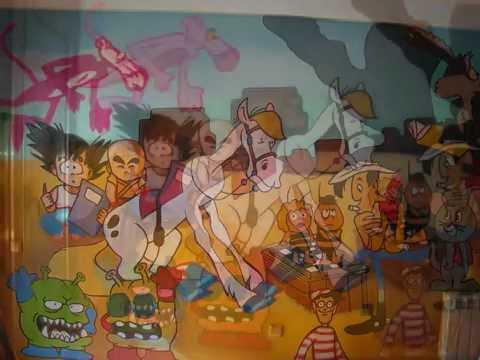 Mi infancia pegada a una pared   vegeta rantamplan porno oliver y benji lucky luke krilin graffitis goku dibujos animados de nuestra infancia bulma arale    Chicas Guarras Con Webcams XXX en 13pigs