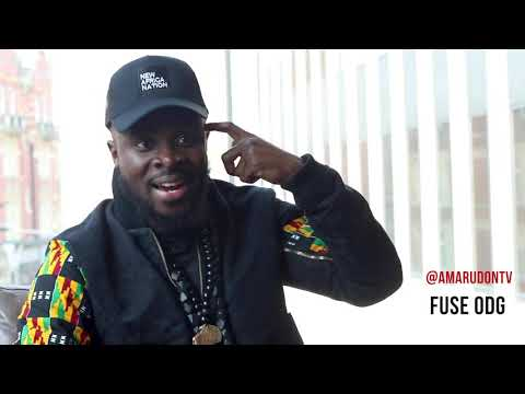 "Fuse ODG Interview: ""Fulfilling A Divine Purpose"" 