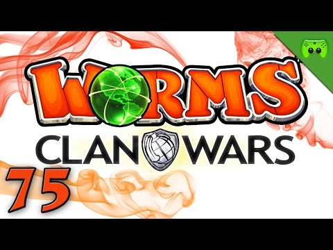 WORMS CLAN WARS # 75 - House of Worms «» Let's Play Worms Clan Wars | Full HD