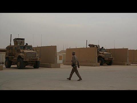Ιρανικά αντίποινα: Καταιγισμός πυραύλων εναντίον βάσεων των ΗΠΑ στο Ιράκ…
