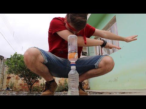 Imagens de calor - O IMPOSSIVEL DESAFIO DA GARRAFA (Water Bottle Flip)