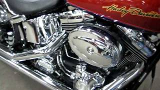 7. U594 2004 HARLEY-DAVIDSON  FXSTD SOFTAIL DEUCE FOR SALE