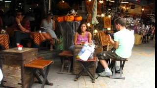 Chatuchak Weekend Outdoor Market - Phil In Bangkok Oct 31st Happy Halloween!!!