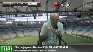 Flamengo 0 x 0 Vasco - 4ª Rodada - Campeonato Carioca 2018 - 27/01/2018