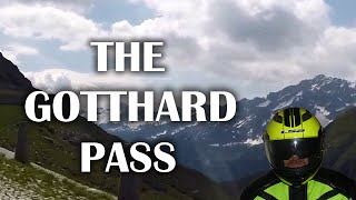 Airolo Switzerland  City pictures : Motorbike ride in the Gotthard Pass (Airolo, CH - Hospental, CH)