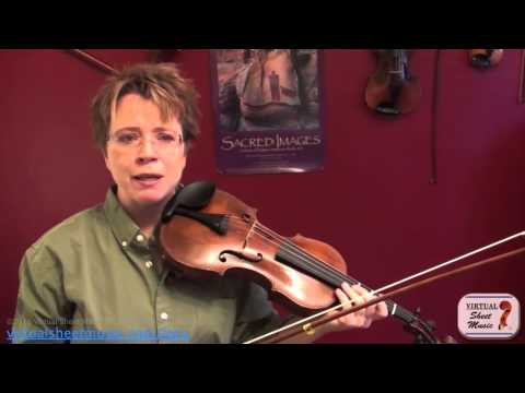 How to play slides with your violin (or fiddle)
