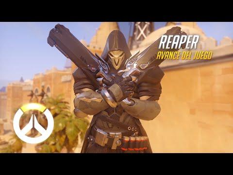Gameplay de Reaper