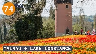 Constance Germany  City new picture : Life in Germany - Ep. 74: MAINAU + LAKE CONSTANCE