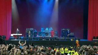 Faith No More headlining at the Donnington Festival in front of 70,000 plus, opening the show with the old r&b tune