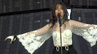 Camila Cabello - Never Be The Same Live - Levi's Stadium - 5/11/18 - [HD]
