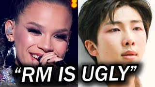 Video BTS RM is UGLY? Mexico TV Program Made ARMYs Angry download in MP3, 3GP, MP4, WEBM, AVI, FLV January 2017