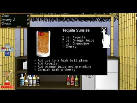 Video of Tiki Bar: Free Bartender Game