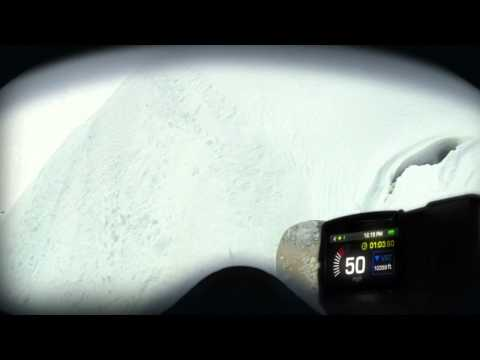 Recon Instruments x Smith Optics   I/O Goggle with Head Up Display | Video