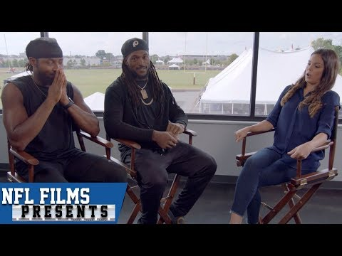 Video: Josh Norman & D. J. Swearinger Discuss the Art of Trash-Talking | NFL Films Presents