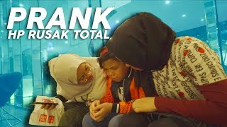 Video PRANK DI MALL HP MUNTAZ RUSAK TOTAL **DIA NANGIS** MP3, 3GP, MP4, WEBM, AVI, FLV Juni 2019