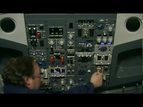 B737NG Overhead