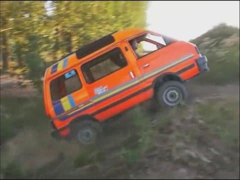 Интересные фургоны - Subaru Libero