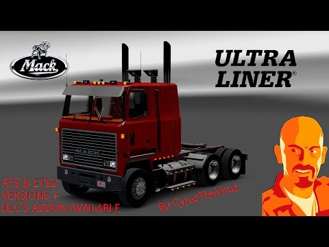 MACK ULTRALINER DLCS ADDON