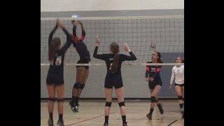 Volleyball Highlights.