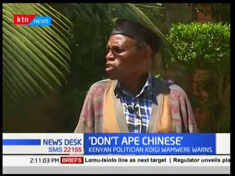 Chinese delegation in Kenya to bolster political ties