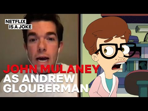 Big Mouth Table Read: John Mulaney As Andrew