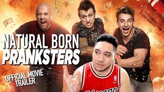 Nonton Natural Born Pranksters Official Movie Trailer REACTION!!! Film Subtitle Indonesia Streaming Movie Download