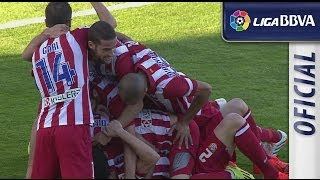 Highlights Getafe CF (0-2) Atlético de Madrid