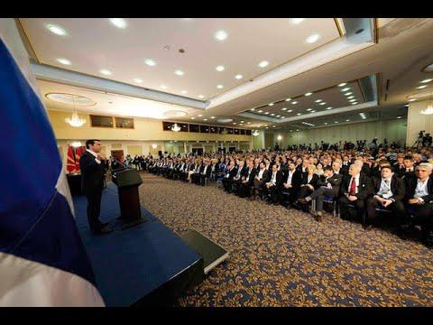 Χαιρετισμός στο επιχειρηματικό Φόρουμ Ελλάδας και Βόρειας Μακεδονίας