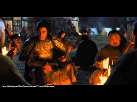 Ethnic Zorigoo  Batzorig ( Khusugtun band) Marco Polo season 1.